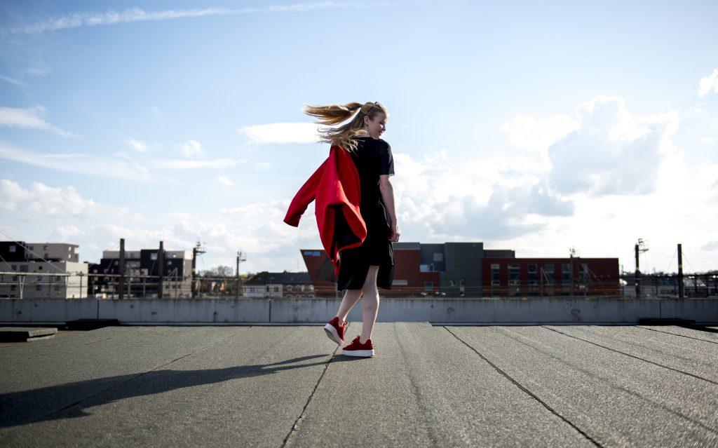 Spring outfit - Bent Merkschoenen